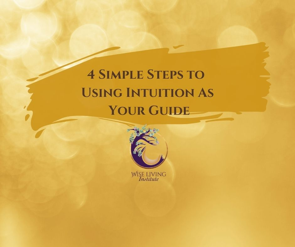 Using Your Intuition as your guide
