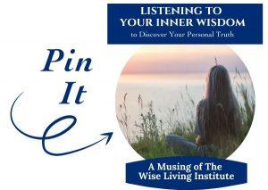 Listening to Your Inner Wisdom